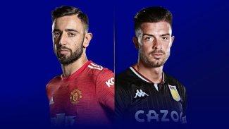STREAM LIVE: Manchester United Vs Aston Villa [Watch Now] Premier League 2020/2021