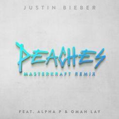 [Music] Justin Bieber Ft. Omah lay & Alpha P – Peaches (Remix)