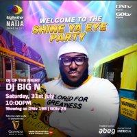#BBNaija2021: Shine Ya Eye Party Live Stream With DJ Big N (Watch Now)