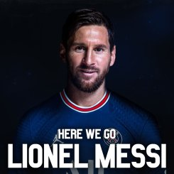 BREAKING: Lionel Messi Join PSG With Two Years Agreement Officially [More Details]