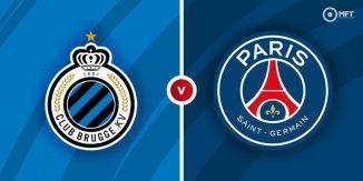 LIVE STREAM: Club Brugge Vs PSG [CHAMPIONS LEAGUE] Watch Now