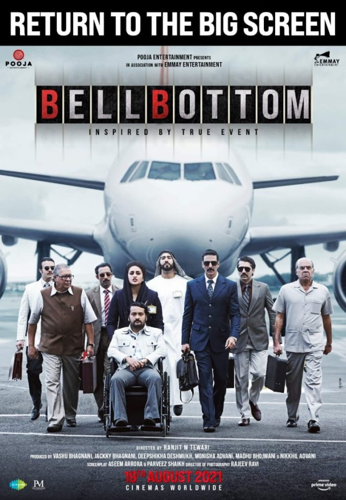 Bell Bottom (2021) – Bollywood Movie Download