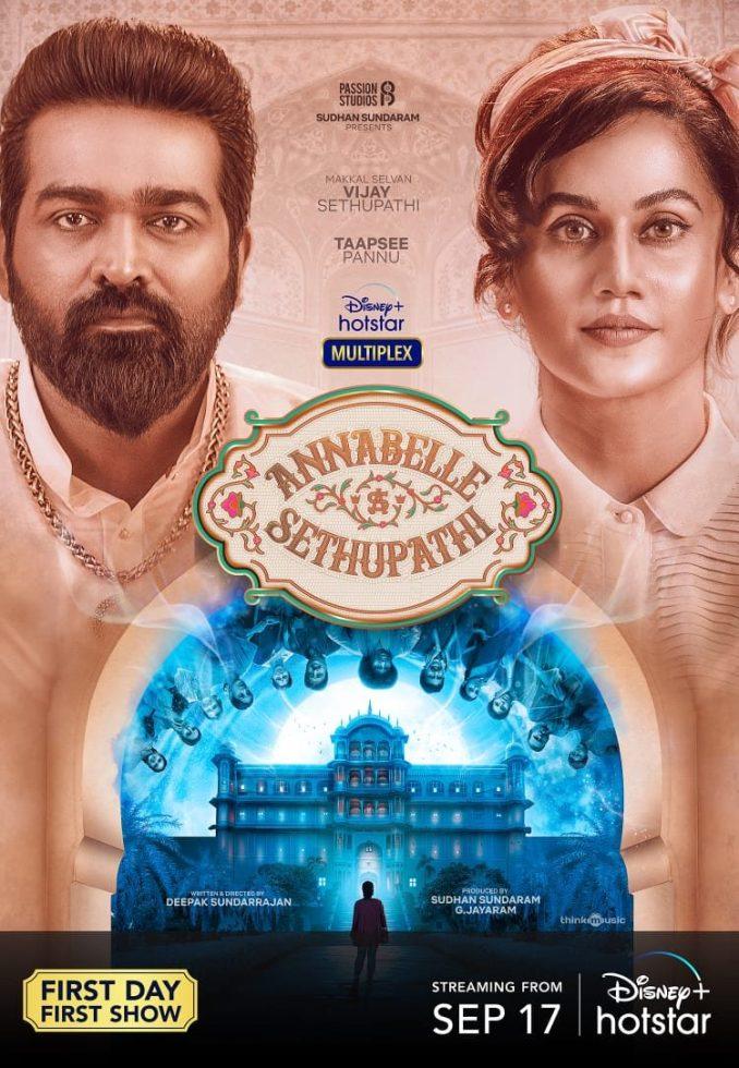 Annabelle Sethupathi (2021) – Bollywood Movie Download