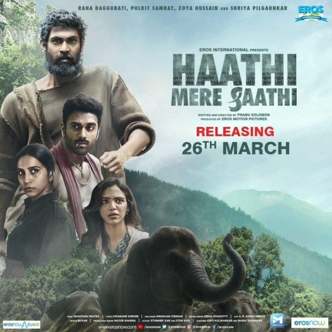 Download Kaadan (Haathi Mere Saathi) (2021) – Bollywood Movie
