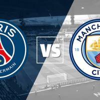 LIVE STREAM: PSG Vs Manchester City [Champions League] Watch Now
