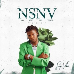 EP: Seyi Vibez – No Seyi No Vibez (MP3/ZIP)