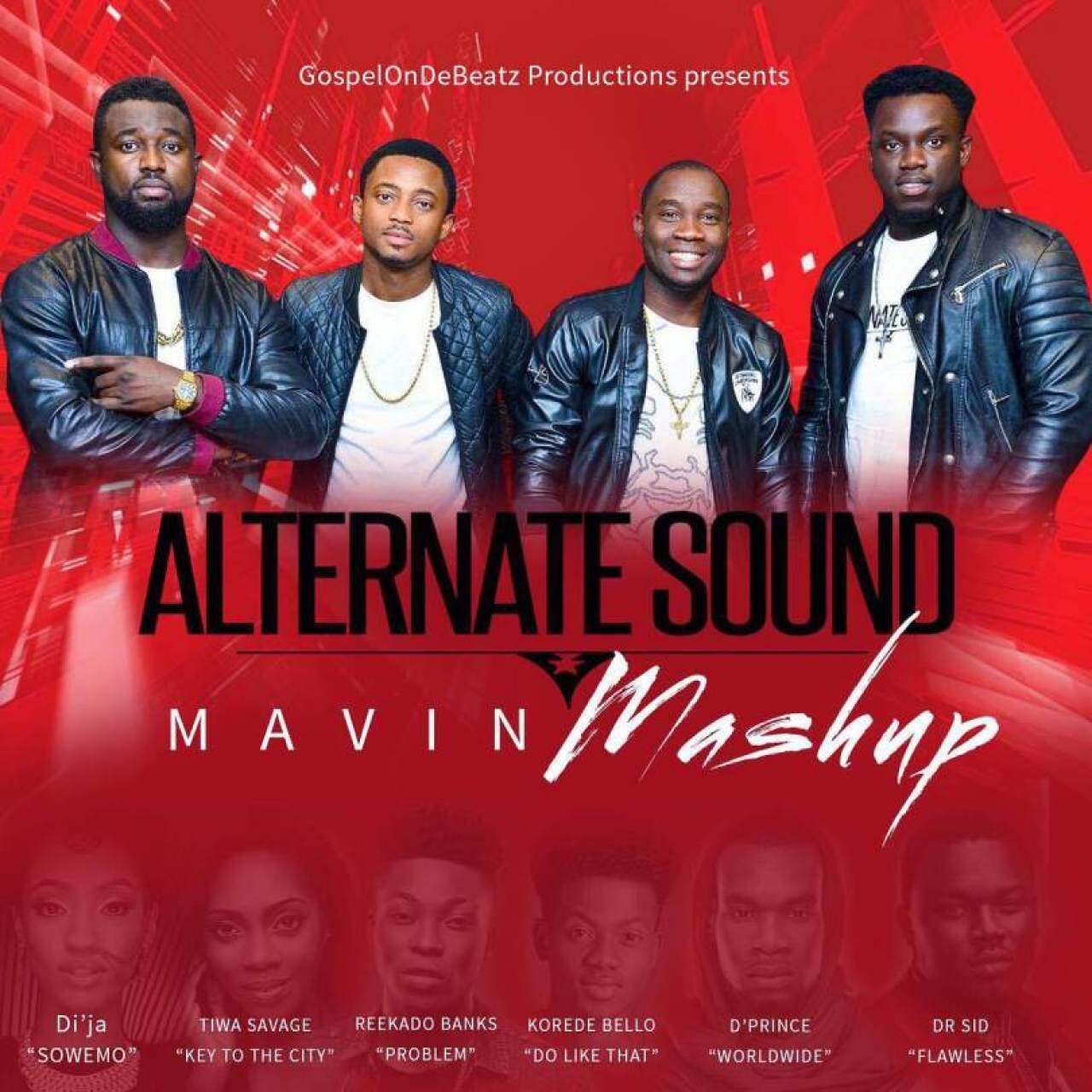 GospelOnDeBeatz & Alternate Sound - Mavin Mashup