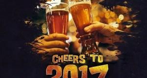 Dj Kaywise - Cheers To 2017 (TurnUpMix)