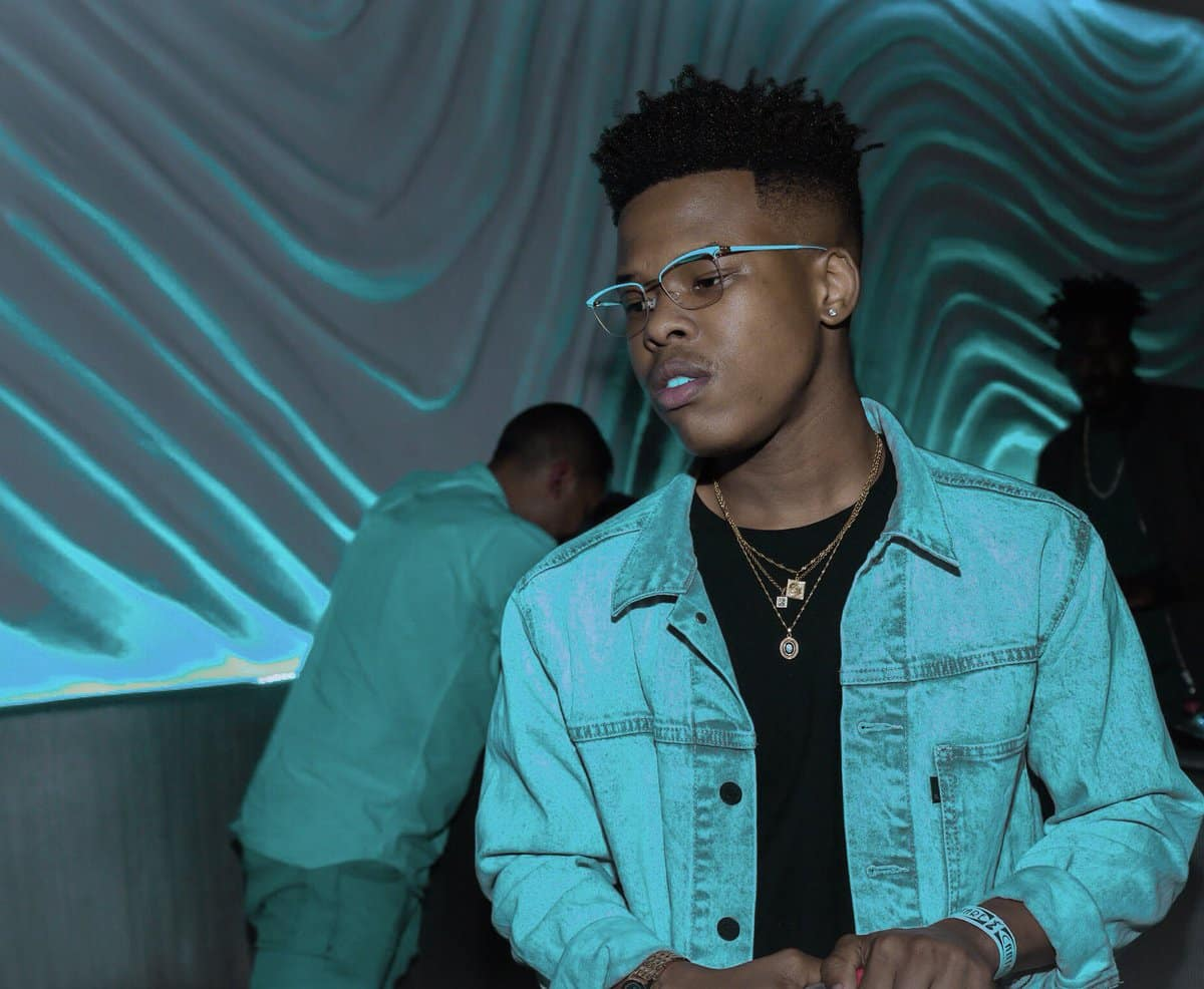 Nasty C: South African Artiste Begs Olamide And Phyno To Drop