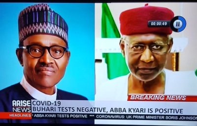 """""""Please Re-Do The Test"""" – Nigerians React As President Buhari Tests Negative To Covid-19"""