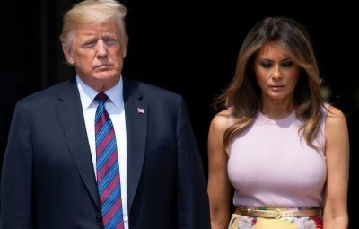 CORONAVIRUS: Test Results Of Donald Trump's Wife Is Out