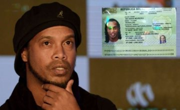 BREAKING NEWS! Brazil Legend Ronaldinho Arrested By Police (See What He Did)