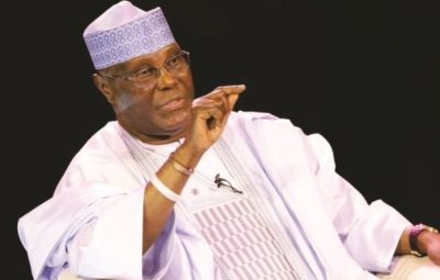The Link Attached To My Name For Funding Nigerians Is Not From Me – Atiku Warns Nigerians