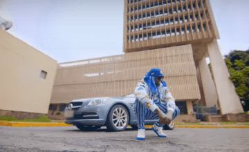VIDEO: Khaligraph Jones ft. Masauti – Hao