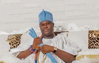 Ooni Shocked, Prayed For The Victims, Urges Nigerians To See COVID-19 As Reality After Abba Kyari's Death