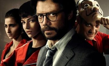 COMPLETE SEASON: Money Heist Season 3 (Episode 1 – 8)