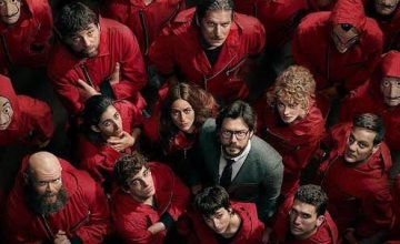 COMPLETE SEASON: Money Heist Season 4 (Episode 1 - 8)