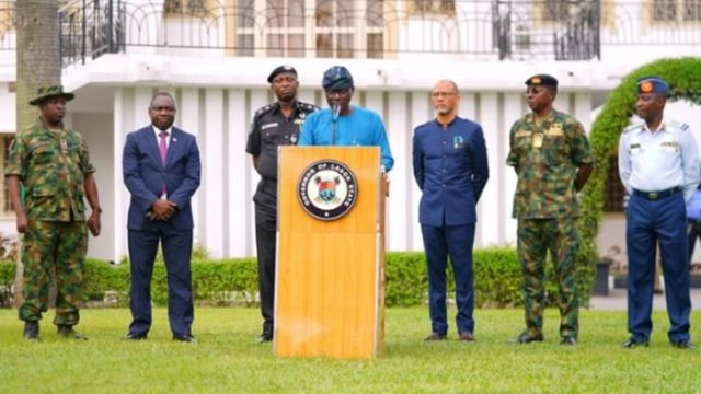 Coronavirus: We Now Use Private Buildings, Hotels As Isolation Centres ― Sanwo-olu