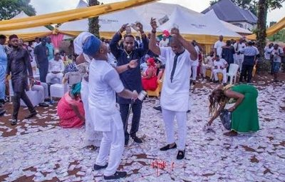 Igbo Men Will Rather Spray Money On Your Wedding Day Or Buy You Drinks Than Help You (DO YOU AGREE?)