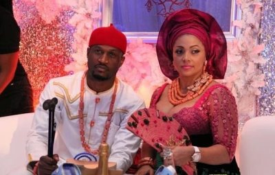 Our Battle With COVID-19 Not A Sweet Experience – Peter Okoye's Wife Narrates