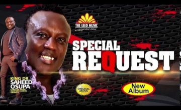 Saheed Osupa - Special Request