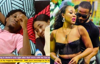 """BBNaija: """"Even If Kiddwaya Wasn't In The Picture, I Would Still Not Date Laycon"""" – Erica"""