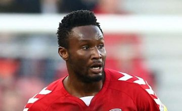 Stoke City signs former Nigerian Captain