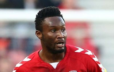 I can bring winning stability to Stoke City - John Obi Mikel