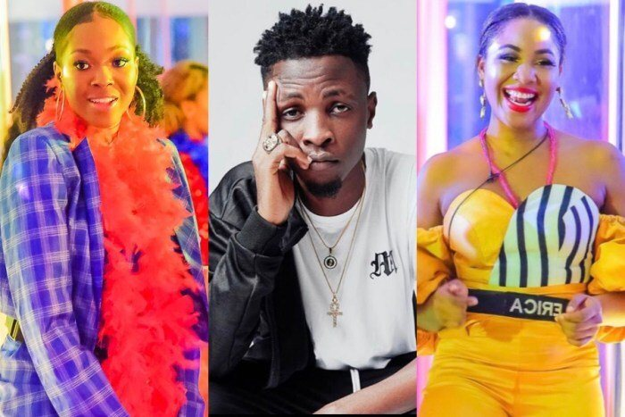 BBNaija: Laycon's Banana Is Huge – Vee Tells Erica, See Erica's Reply