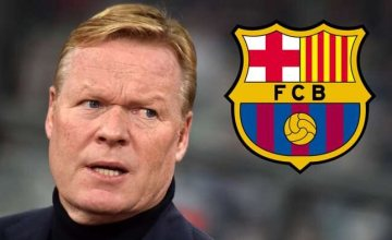 Barcelona President Bartomeu has confirmed that Koeman will be the Club's New Head Coach