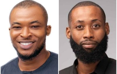 BREAKING NEWS!! Eric And Tochi Leave Big Brother Naija House