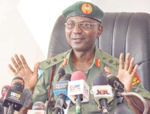 Videos Of Shootings In Lekki Toll Gate Were Photoshopped – Defence Spokesperson, John Eneche Says (Video)