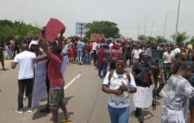 #EndSARS Protests: Watch CNN's Investigation Into The Shooting At Lekki Toll Gate