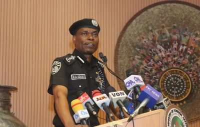 #EndSARS: We Only Fired Teargas At Ogbomoso Protesters – Police