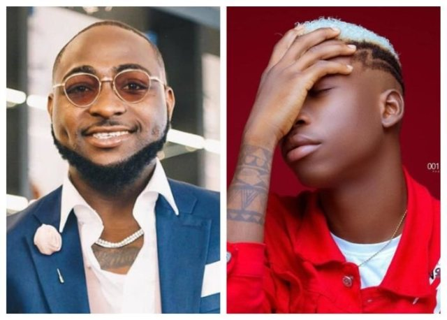 """""""As Long As I'm Alive, Lil Frosh Will Not Suffer"""" – Davido Says After Oladips Pleaded With Him To Forgive Lil Frosh"""
