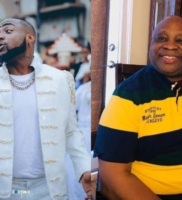 Davido may follow in the footsteps of his uncle and contest for House of Representatives