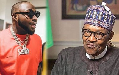 Tell Mr President The Truth – Davido Begs Governors