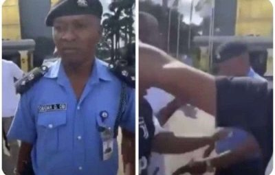 #EndSARSProtest: Police To Investigate Dpo Who Brought Out His Pistol To Shoot Protesters In Owerri