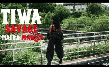 VIDEO: Tiwa Savage ft. Naira Marley – Ole