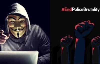 #EndSARS: 'CBN Website Hacked' – Anonymous Claims Responsibility For Hacking CBN Website