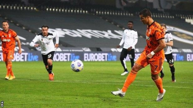 It took Cristiano Ronaldo just three minutes to make his mark on his return to action after Covid-19.  Read all about his goals in Juve's win over spezia