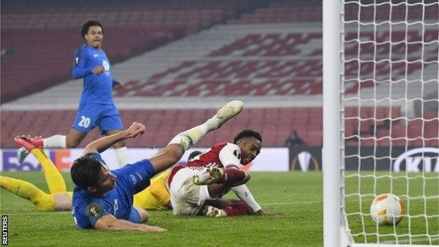 Arsenal have reached the halfway point of the Europa League group stage with a 100% winning record.(Read More)