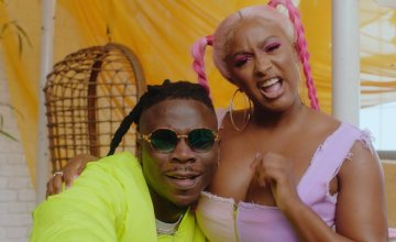 VIDEO: DJ Cuppy ft. Stonebwoy – Karma