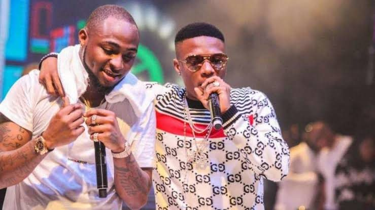 VIDEO: See Moment Wizkid Sings and Dances to Davido's Song