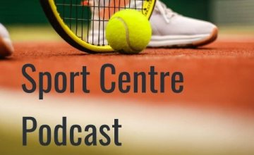 UPDATED!!! Sport Centre Podcast (Episode 1 - 3)