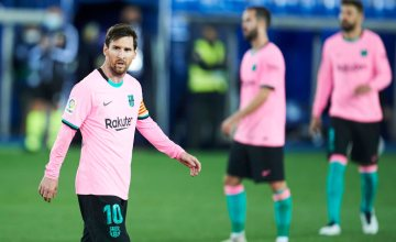 It's Now Four La Liga Games Without A Win For Barcelona, They Sit 12th In The Table (Read More)