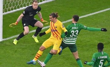 Barcelona maintained their 100% starts.(Read More)