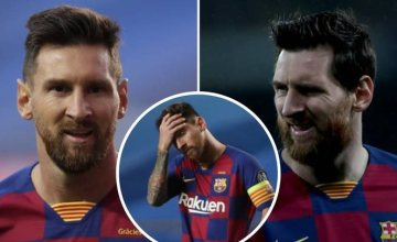 """We Should Have Sold Messi,"" Barca Interim President Confesses"