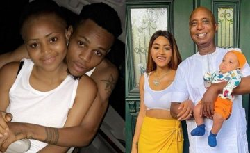 Regina Daniels' Brother Vows to Marry Her if Ned Nwoko Takes another Wife