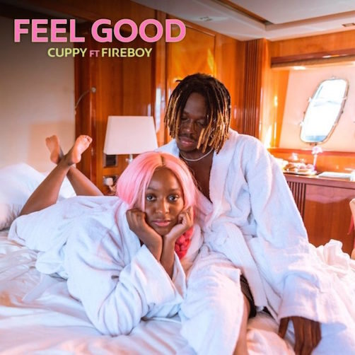 VIDEO: Cuppy ft. Fireboy DML – Feel Good